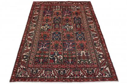 Klassischer Vintage-Teppich Bakhtiar in 290x200