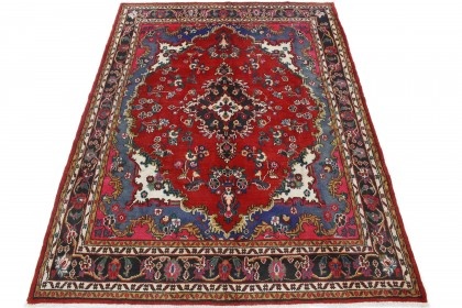 Traditional Vintage Rug Hamadan in 280x220