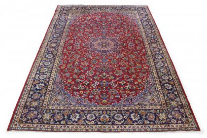 Klassischer Vintage-Teppich Esfahan in 350x250