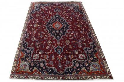 Klassischer Vintage-Teppich Mashad in 340x230