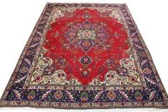 Klassischer Vintage-Teppich Tabriz in 410x310