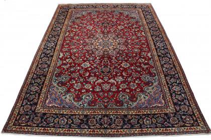 Klassischer Vintage-Teppich Esfahan in 400x280