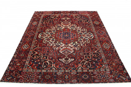 Klassischer Vintage-Teppich Bakhtiar in 370x310