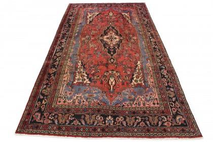 Klassischer Vintage-Teppich Hamadan in 370x200