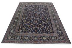 Klassischer Vintage-Teppich Kashan in 370x270