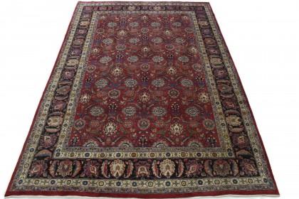 Traditional Vintage Rug Mashad in 360x250