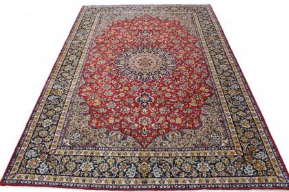 Klassischer Vintage-Teppich Esfahan in 440x300