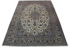 Klassischer Vintage-Teppich Kashan in 360x260