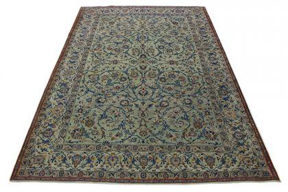 Klassischer Teppich Kashan in 380x260