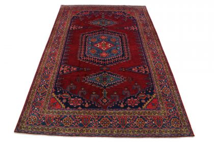 Traditional Rug Sarough in 350x220
