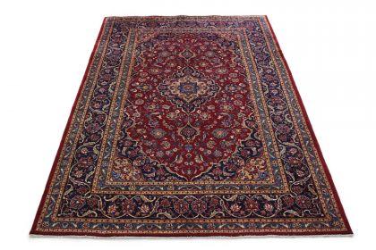 Klassischer Teppich Kashan in 300x210