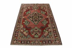 Traditional Rug Sarough in 200x140