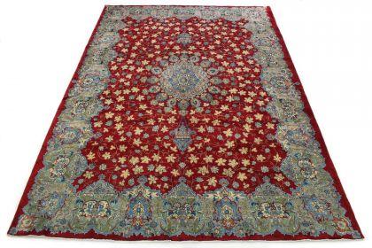 Klassischer Teppich Kashan in 430x300