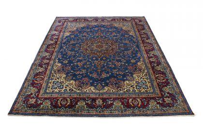 Klassischer Teppich Esfahan in 350x260