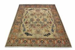 Klassischer Teppich Heriz in 260x200