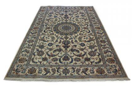 Klassischer Teppich Nain in 300x200