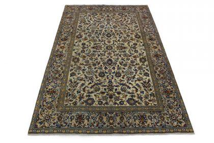 Klassischer Teppich Kashan in 300x190