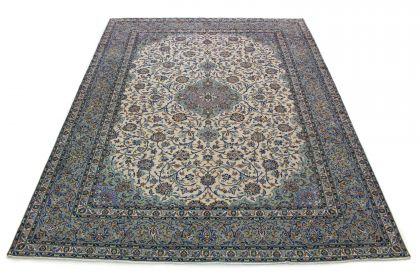 Klassischer Teppich Kashan in 410x320