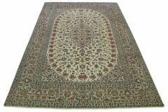 Klassischer Teppich Kashan in 360x240