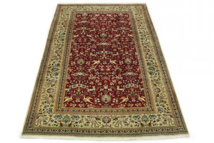 Klassischer Teppich Tabriz in 280x190