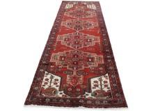 Klassischer Vintage-Teppich Azerbajan Läufer in 320x110