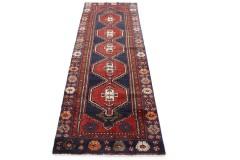 Klassischer Vintage-Teppich Azerbajan Läufer in 280x90