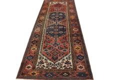 Klassischer Vintage-Teppich Azerbajan Läufer in 310x120