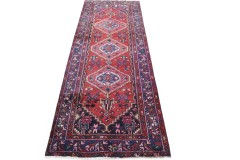 Klassischer Vintage-Teppich Azerbajan Läufer in 300x100