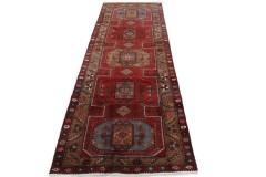 Klassischer Vintage-Teppich Azerbajan Läufer in 330x110