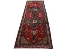 Klassischer Vintage-Teppich Azerbajan Läufer in 310x110