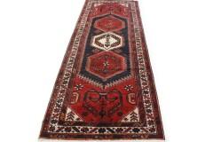 Klassischer Vintage-Teppich Hamadan Läufer in 300x110