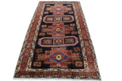 Traditional Vintage Rug Azerbajan in 290x150