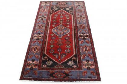 Klassischer Vintage-Teppich Azerbajan in 210x110