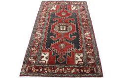 Klassischer Vintage-Teppich Azerbajan in 220x130