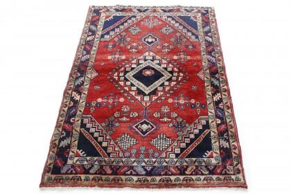 Klassischer Vintage-Teppich Azerbajan in 190x130