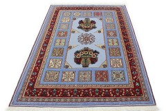 Klassischer Vintage-Teppich Kelim in 240x180