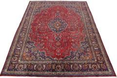 Klassischer Vintage-Teppich Mashad in 390x290
