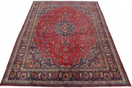 Traditional Vintage Rug Mashad in 390x290