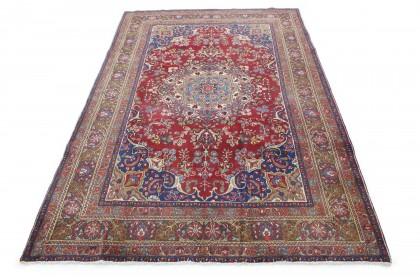Traditional Vintage Rug Mashad in 290x190