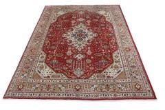 Klassischer Vintage-Teppich Tabriz in 350x260