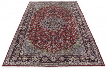 Klassischer Vintage-Teppich Esfahan in 370x260