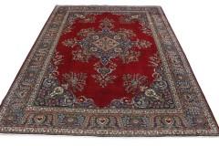 Klassischer Vintage-Teppich Tabriz in 410x300