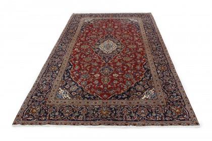 Traditional Vintage Rug Kashan in 320x190