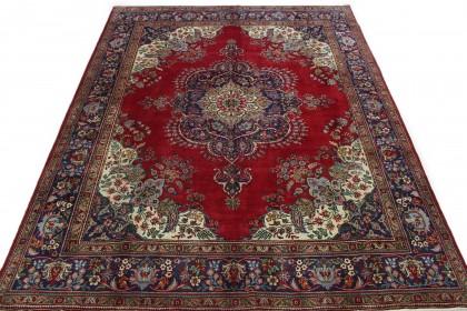 Klassischer Vintage-Teppich Tabriz in 390x310