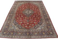 Klassischer Vintage-Teppich Kashan in 430x310
