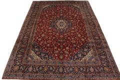 Klassischer Vintage-Teppich Kashan in 420x300
