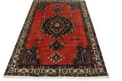 Traditional Vintage Rug Kerman in 230x150
