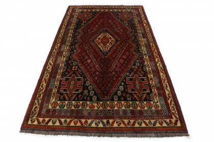 Traditional Vintage Rug Shiraz in 270x150