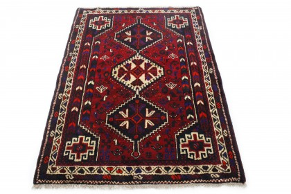 Traditional Vintage Rug Shiraz in 170x120
