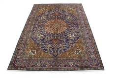 Traditional Vintage Rug Tabriz in 310x210